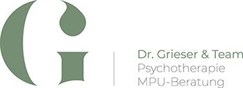 MPU Vorbereitung Dr. Grieser Logo